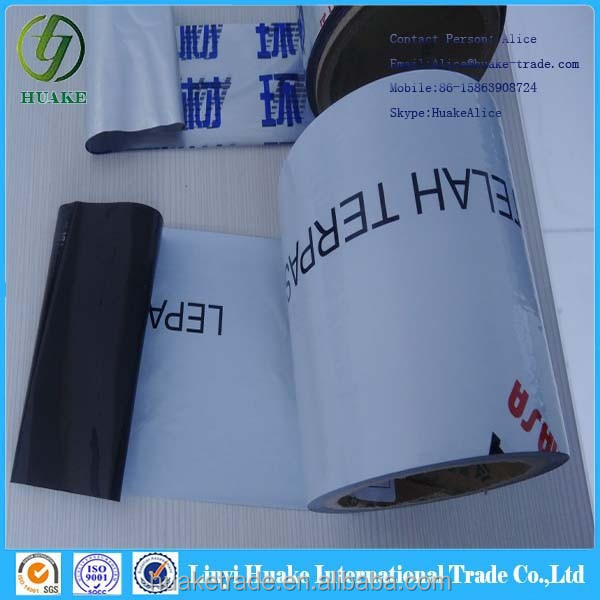 Adhesion Milky White Protective Film Linyi Factory