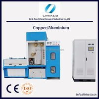 Inlet 0.8-1.2 Outlet 0.08-0.32 Copper wire/Aluminium wire Drawing Machine With Annealer