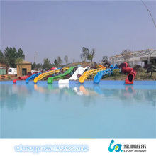 Best used water park slides / rides for sale