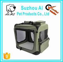 Pet Products 600D Oxford Pet Carriers Dog Soft Crate