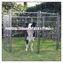 Galvanized, powder coating Outdoor Dog Run Kennel