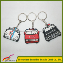 2017 Customizable Cheap Fashionable Funny Keychain Pvc Monkey