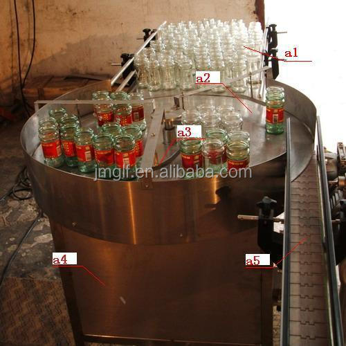 Gas Water/ Aerol Beverage/ Carbonated Drink Filling Machine