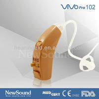 Analog hearing aid cheap personal sound amplifier