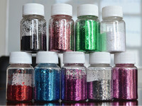 Cheap glitter pigment used in eyeshadow