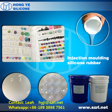 liquid molding rubber silicone rtv for jewelry mold