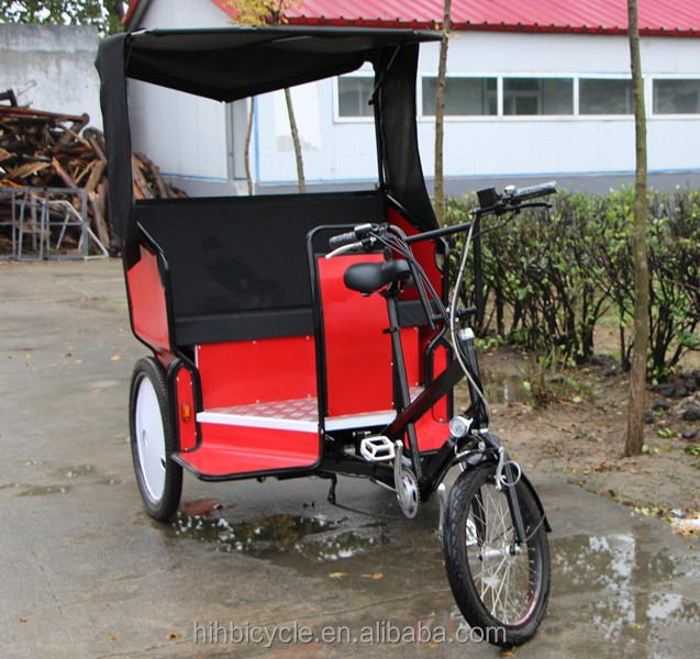 Hot sale electric drive pedicab rickshaw battery auto rickshaw from China factory