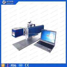 10W 30W CO2 laser printing on glass