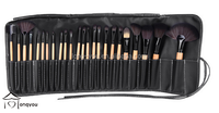 hot design best professional makeup brush set,cheap good quality makeup brushes