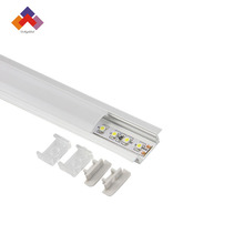 led strip profile/LED aluminum channel/aluminum profile for led strip