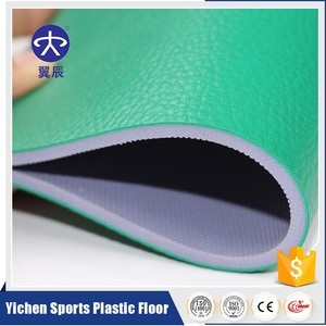 Portable Sports Flooring Indoor Badminton Court Floor Mat