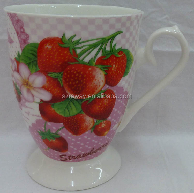 Factory producing High quality creamic tea mug