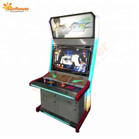 Good quality coin op arcade games,taito vewlix l cabinet game machine