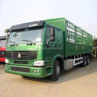 Chinese 6x4 cargo truck for sale