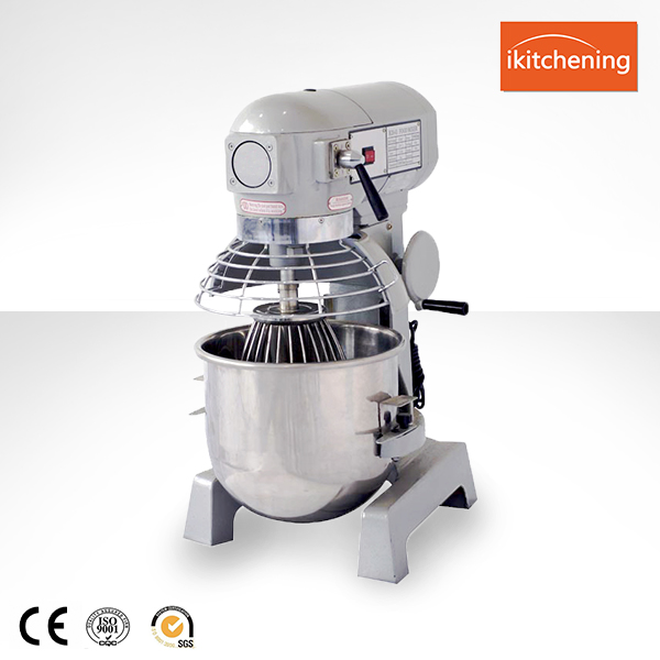Bakery Equipment 40L Planetary Mixer Prices/ Spiral B20 Planetary Mixer