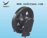 T190 T200 T300 T250 idler roller for skid steer loader attachments
