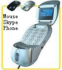 Mouse With Skype Phone 2 In 1