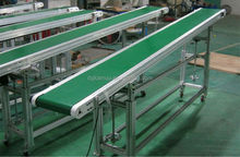 High quality food grade pvc conveyor belt system/plastic conveyor belt line