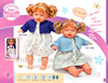 "2013 New Collection Baby !! 13"" real love baby doll with 10 sounds W21329A"