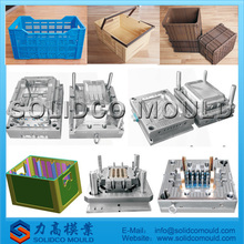 cheap price fruit plastic crate mould