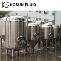 304 Stainless Steel Double Jacketed Beer