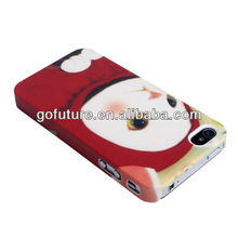 Oriental cherry cat stylish designd mobile phone case for iphone