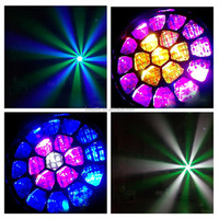 Bar and night club RGBW 19*15W 4in1 Beam Led moving head light