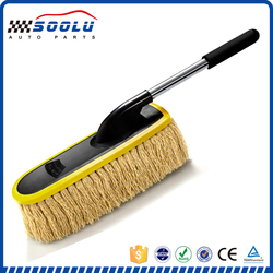 Standard mircofiber auto duster with extendable handle