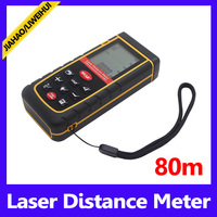 New product distance meter module laser LCD display distance sensors wireless