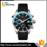 Charm Quartz Japan Movt Quartz Branded Watch Men'S Chronograph Watch