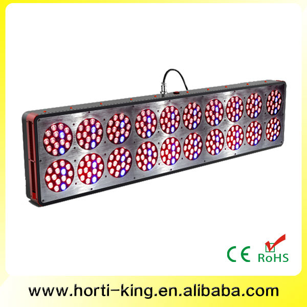wholesale full spectrum led grow lights equal 1000w hps led grow light