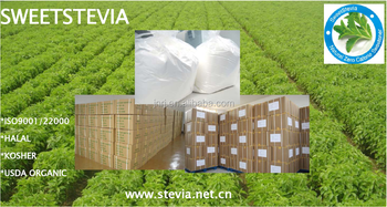 stevia sugar powder