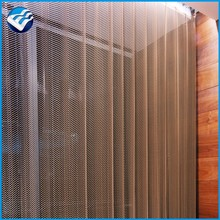 Alibaba manufacture curtains metal drapery