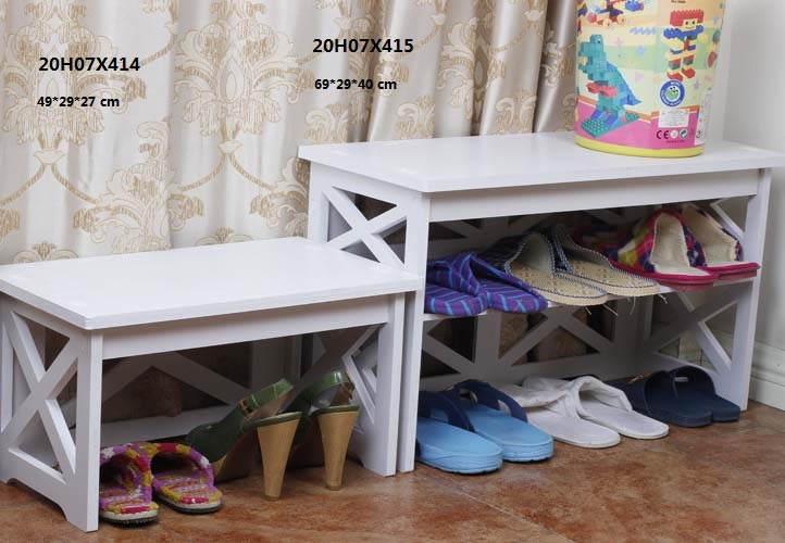 Shoe Rack Bench Storage Organizer Racks DIY Stackable <strong>Shelves</strong>