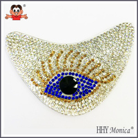 Rhinestone Shoe Buckle Shoe Accessories Shoes