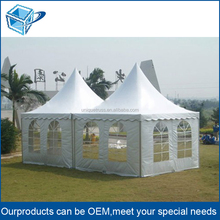 Aluminum Frame Tent; Pagoda Wedding Tent; Transparent wedding tent