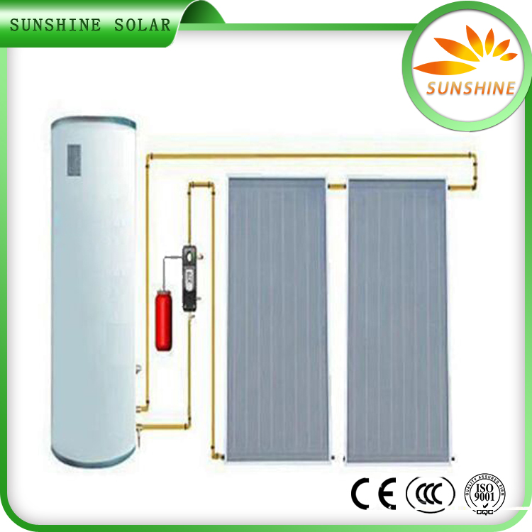 2016 China Top Level Quality Tempered Glass Electric Water Heater Tank Stainless Steel