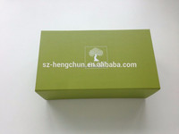 Good quality essential oil box with logo printed