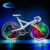LED Cycling Bicycle Bike Light Lamp USB rechargeable bike light