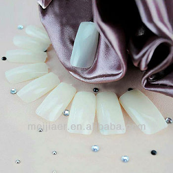 Full Natural Tip False Nail Tips Nail Art Acrylic Gel Tip