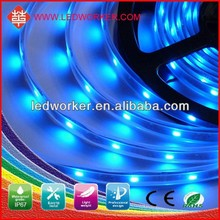 CE/ROHS approved smd led strip 5050 30 SMD/M IP67 12V/24V DC 30W led strip new flexible led strip 5050RGB