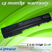 8 cells Laptop battery (notebook battery) NC 8230 for HP