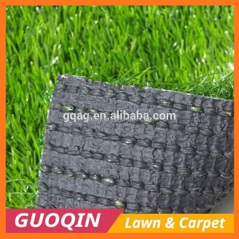 Well water permeability artificial grass carpet for balcony