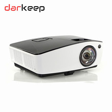 Wholesale Supply School Overhead Short Throw Daylight Mobile Projector