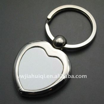 metal keychain(J10137)-with joint bead