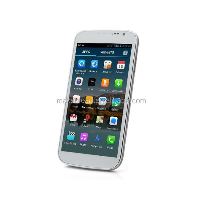 original Cubot P9 Smartphone Android 4.2 MTK6572W Dual Core 3G GPS WiFi 5.0 Inch QHD Screen