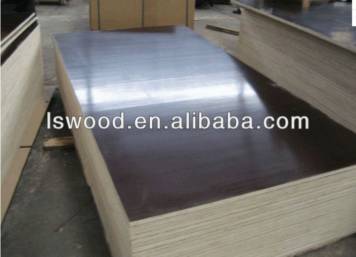 1200*1800mm Concrete form plywood/form ply for sale