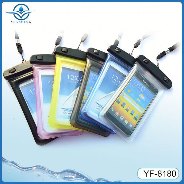 unique design valuable ipx-8 waterproof case for samsung