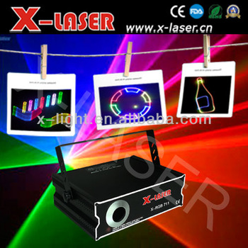 animation disco laser party light/laser disco lights for sale/1w rgb 3d laser light