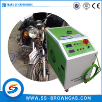 Car Care Equipment HHO Engine Carbon Cleaning to Eeduce Emissions Equipment